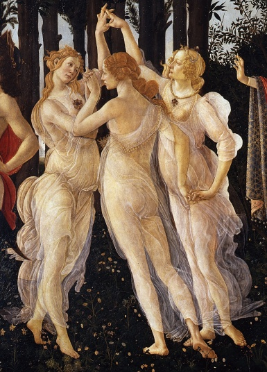 Sandro_Botticelli_-_Three_Graces_in_Primavera